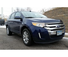 Ford Edge Limited. Year:2011