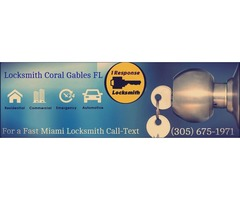 Locksmith Services in Miami Florida