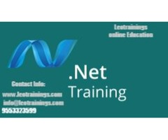Ms.net Online training in usa