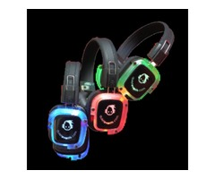 Silent Disco Headphones Rental