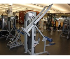 16 pieces of strength equipment being sold together.