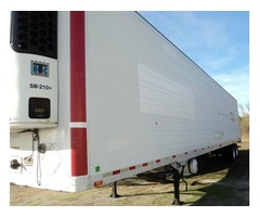 GREAT DANE REEFER TRAILERS