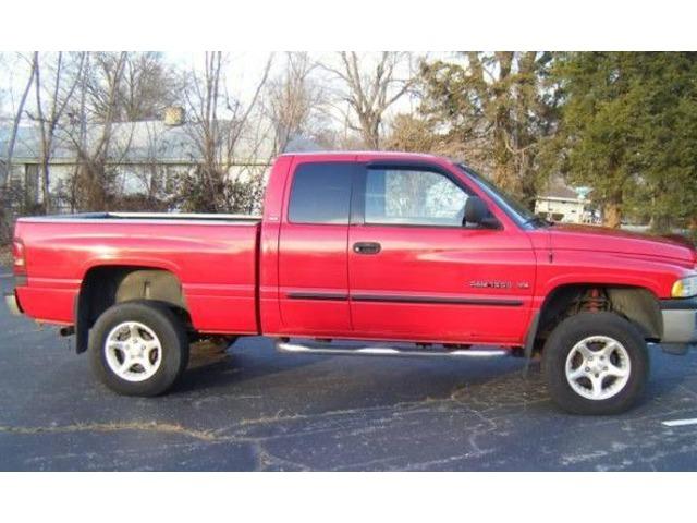 2001 dodge ram 1500 slt 4x4 extended cab pickup
