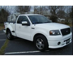 2008 Ford F150 FX2 Flairside Pickup