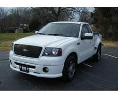 2008 Ford F150 FX2 Flairside Pickup | free-classifieds-usa.com