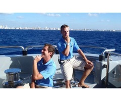Become A Crew Member By Yacht Crew Training Guide