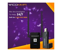 Resolve Your WiFi Issues - WicommFi
