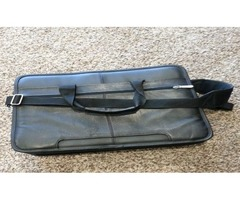 HP Invent genuine leather executive carrying case