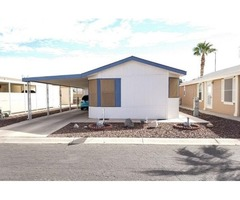 Yuma AZ Winter Home in 55Plus 2 Bed, 2 Bath TUS17