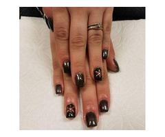 Organic Gel Nails, Shellac and Pedicures