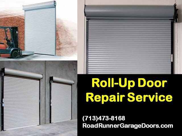 Starting Only $25.95 For Roll Up Garage Door Repair Service In Houston, ...