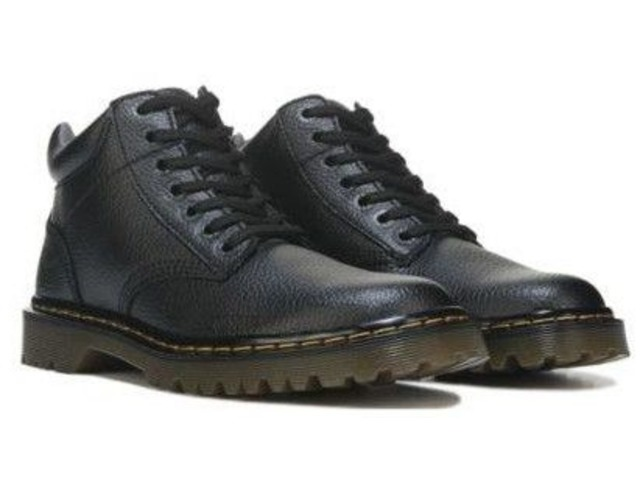 Dr Martens Harrisfield Leather Lace Up Boot Men