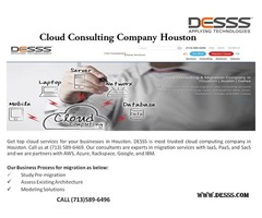 Cloud Consulting Company Houston