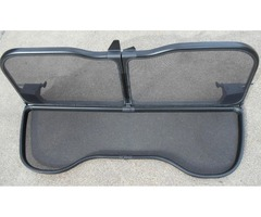 VW Beetle Wind Deflector