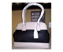 BRAND NEW kate spade new york Kendall Court Hughes Leather Satchel Dust Bag