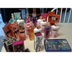 30 Items -23 VICTORIA SECRET, 4 ED HARDY,1 PARIS HILTON