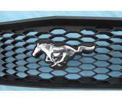 Ford Mustang Grille Center