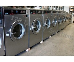 Speed Queen Front Load Washer 50Lb 208-240V 60Hz 3Ph SC50MD2 Used
