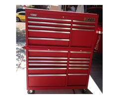 Komak Double steel Professional Tool Chest