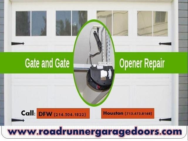 Reliable Price For Gate Gate Opener Repair In Arlington Tx