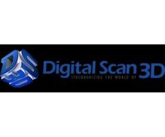 Digital scan 3D Services