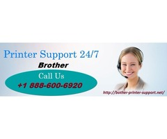 Brother Printer Support Number +1-888-600-6920