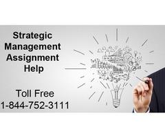 Strategic Management Assignment Help | USAassignment Help