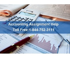 Accounting Assignment Help for Collage Students in USA