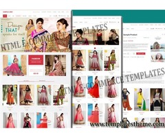 Best E-Commerce Templates | Attractive E-Commerce Templates
