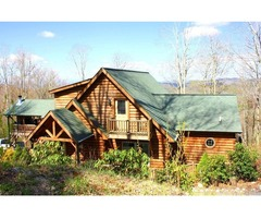 Log Cabin Rentals Near Asheville
