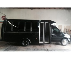 E350 Ford Econoline Custom Party Bus