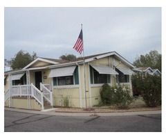 A Spacious Home! Located in Ideal Mobile Home Community