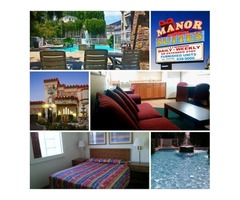 Fully Furnished Apartments-Free Cable/Phones-Beautiful Pool!