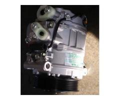 MERCEDES BENZ S500 A/C COMPRESSOR