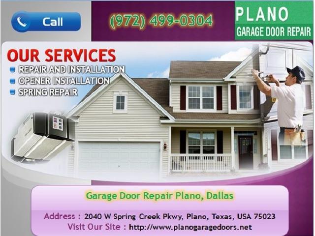 Beau Start Only $25.95 | Garage Door Repair Company In Plano, TX