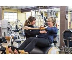 Pilates workout classes Bellevue