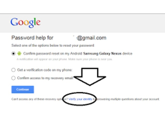 How to change phone number on my gmail account