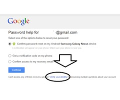How To Change Gmail Password Without Phone Number?