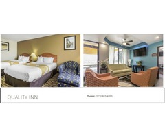 Charleston Holiday Package | QualityInn