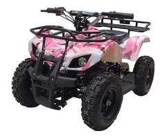 SMALL UTILITY ELECTRIC ATV FOR KIDS