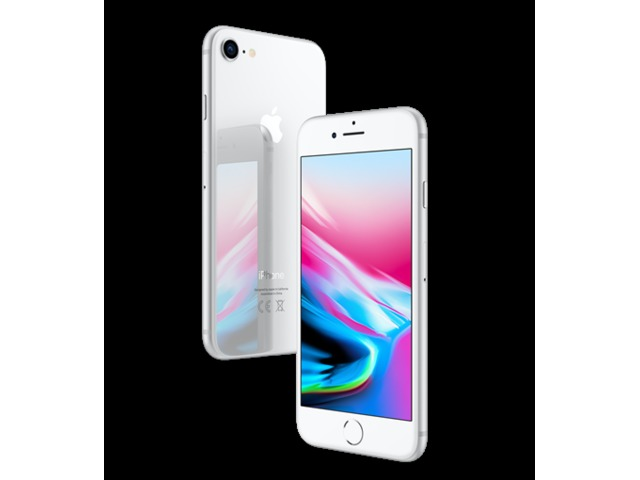 Buy iPhone 8 (Silver, 64GB) in UAE - Cell Phones