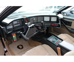 Knight Rider KITT Replica