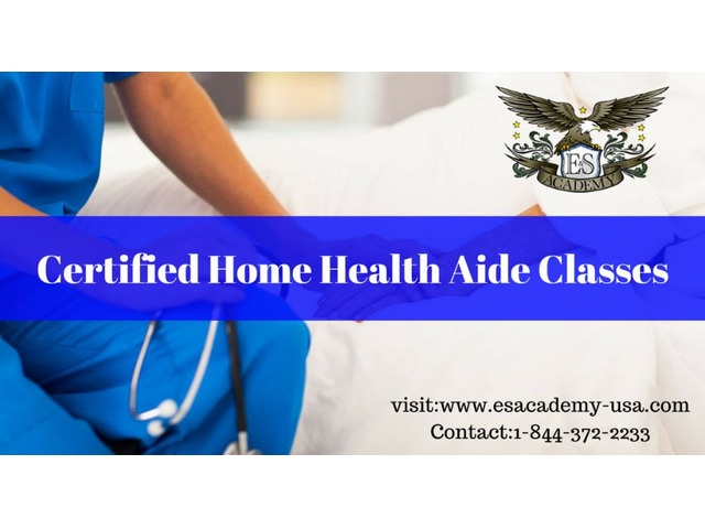 Give the best care Now through our 3 WEEK CHHA course | free-classifieds-usa.com