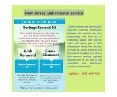 Junk removal service