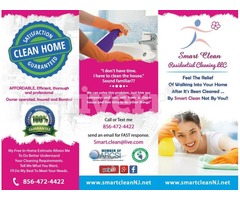 Let us Clean your house