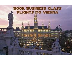Get Business Class Flights To Vienna