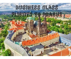 Fly Cheap With Business Class Flights To Prague