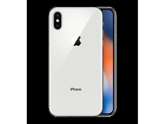 IPHONE X (SILVER, 64GB) IN DUBAI UAE - Cell Phones - Accessories