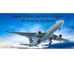 Book Etihad Airways At Bargain Airfares 8447076838
