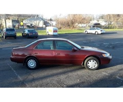 1999 Toyota Camry 4cl